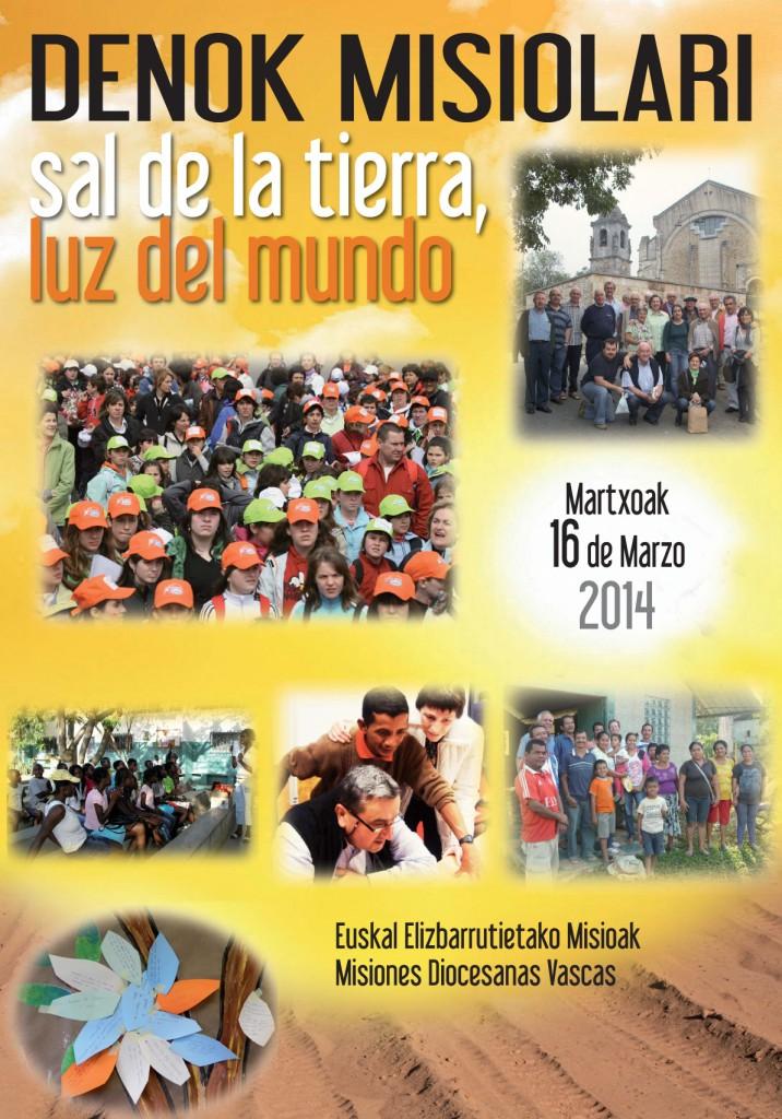 Cartel Campaña San José 2014